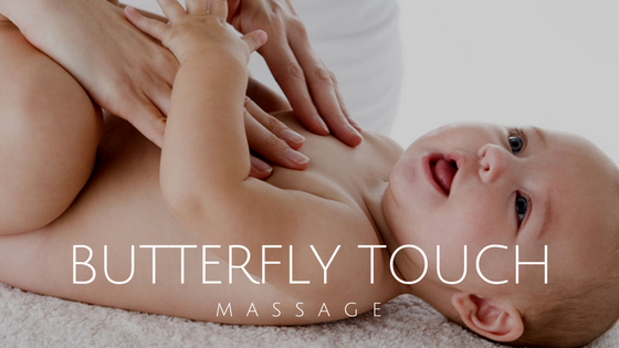 Butterfly Touch Massage The Natural Power Of Birth